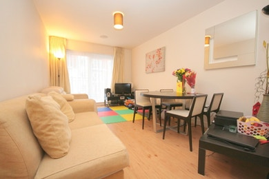 Modern one bedroom apartment, with great leisure facilities and a short walk from Northern Line