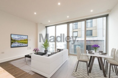 Fantastic Brand New Studio Apartment Available to Rent in  Goodman's Fields!