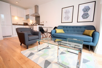 Fabulous one bedroom suite apartment available in brand new development, Royal Gateway