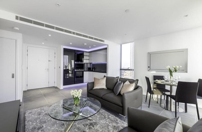 Stunning brand new apartment in South Quay