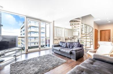 Marmara Apartments, 13 Western Gateway, London,