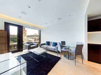 Stunning one bed apartment to rent in brand new development.