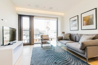 Stunning one bed apartment to rent in brand new development, Roman House.
