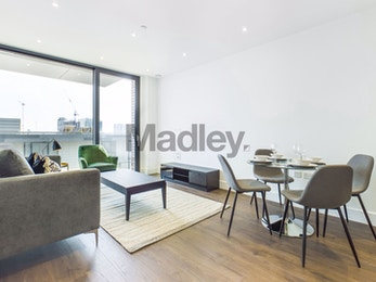 Fantastic Brand New Two Bedroom Apartment Available to Rent in  Goodman's Fields!