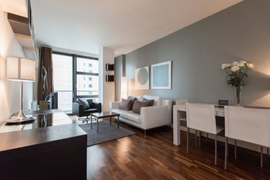 Stunning two bed in closest residential development to the Canary Wharf estate, £510 per week!