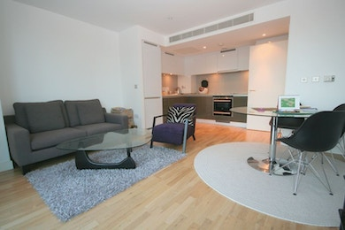 Modern one bedroom apartment in sought after development boasting stunning views of the river