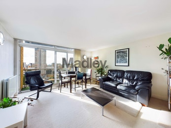 Extremely spacious 1 bed with fantastic natural light!