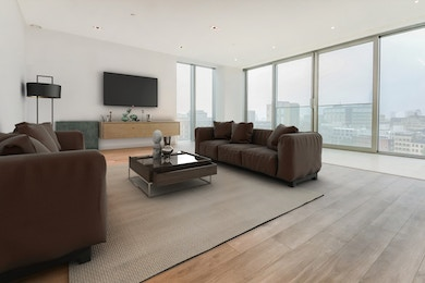 Two bedroom apartment in one of E14's most highly anticipated developments, The Wardian.