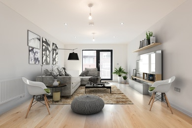 Stunning new development in Royal Borough of Greenwich, 18 minutes from London Bridge!