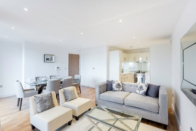 Exclusive opportunity to buy a wonderful two bed apartment in The Arc