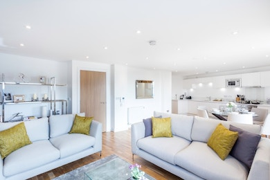 Exclusive opportunity to buy a stunning three bed apartment in The Arc