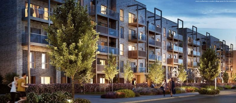 1 Bedroom Property for sale in Colindale Gardens, Colindale Avenue, NW9 5HU