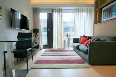 Stunning studio flat to rent in brand new development, Roman House. £470 per week!