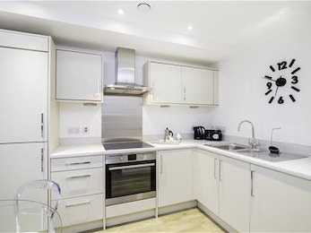 Stunning 1 bed Apartment with Park View close to the River Thames