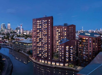 Stunning new build development only moments from tube station - August completion!