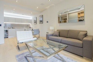 Fabulous one bedroom apartment available to rent in One Tower Bridge development £650 per week