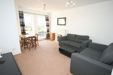 Lovely two bedroom two bathroom apartment in Bridge View Court, Grange Road