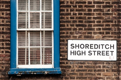 Shoreditch Highstreet , London
