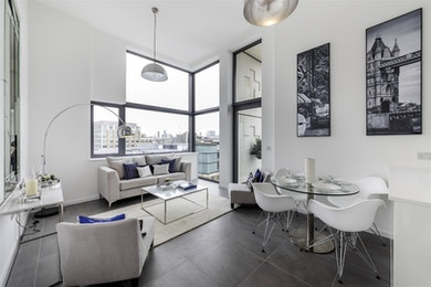2 Bedroom Sub-Penthouse with stunning views of the Shard
