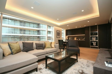 Fabulous one bedroom apartment available to rent in One Tower Bridge development £790per week