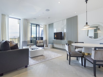 Brand new luxury one-bedroom apartment located in St John's Wood, designed to a high finish.