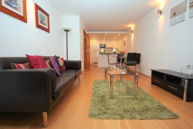Fantastic Modern 2 Bedroom Apartment in North Kensington, £425 per week