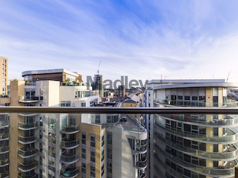 Stunning 1 Bed Apartment In This Modern Riverside Development, Battersea