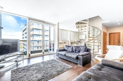 Marmara Apartments, Western Gateway, London,
